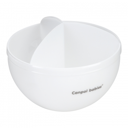 Recipient stocare lapte praf, Canpol babies®, fara BPA, alb1