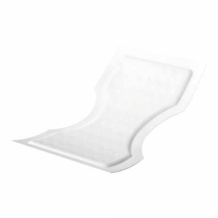 Set 10 absorbante post-partum, Canpol babies®, conturate cu forma anatomica, alb [1]