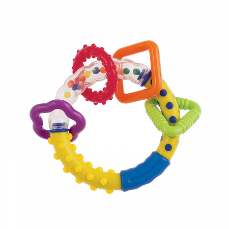 """Sunatoare """"Colourful Figures"""", 0 luni + [0]"""