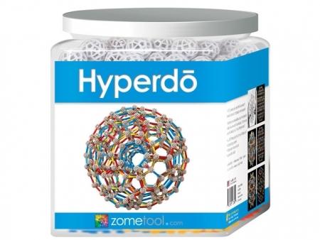 Set stiintific de constructie Zometool - Hyperdo 0