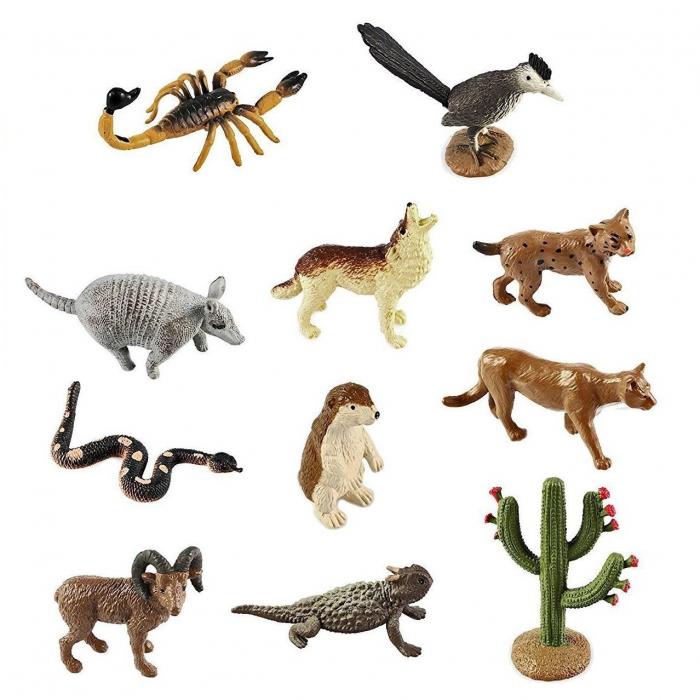 Desert - Safari Toob - Set 12 figurine 0