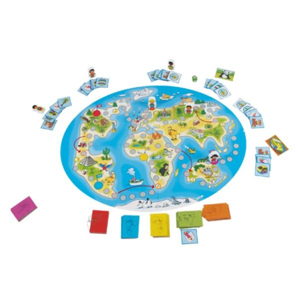 Joc interactiv - Travellino kids