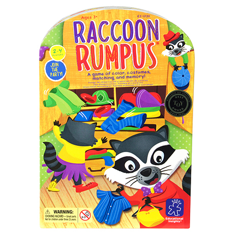 Imbraca-l pe Ratonul Rumpus! Set educativ 2