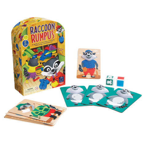 Imbraca-l pe Ratonul Rumpus! Set educativ 0
