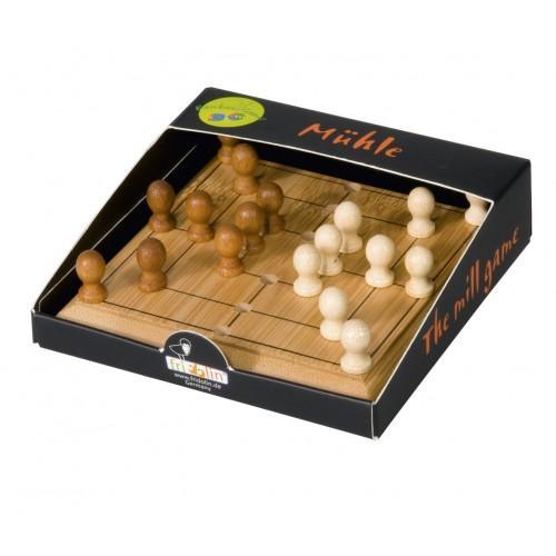 Moara - Joc de logica si inteligenta - lemn