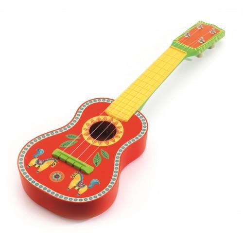 Ukulele (chitara mica) Djeco 0