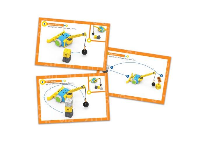 Set accesorii pentru Robotelul Botley pe santier 1