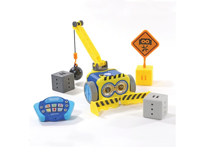 Set accesorii pentru Robotelul Botley pe santier 0