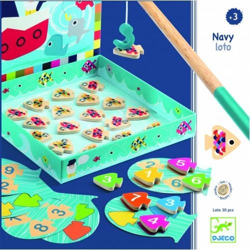 Joc educativ Navy loto 1
