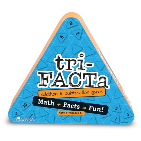 tri-FACTa - Joc matematic inovator
