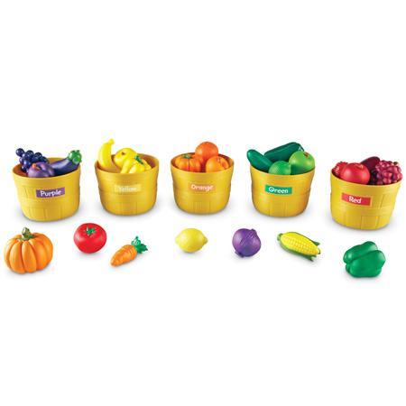 Farmer's Market - Fructele Fermierului - Set sortare culori 1
