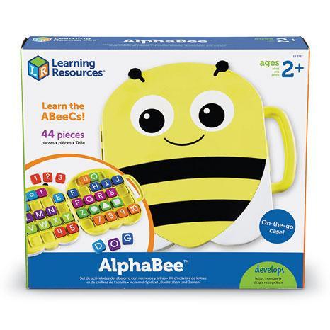 Alphabee - invata litere si cifrele din mers 2