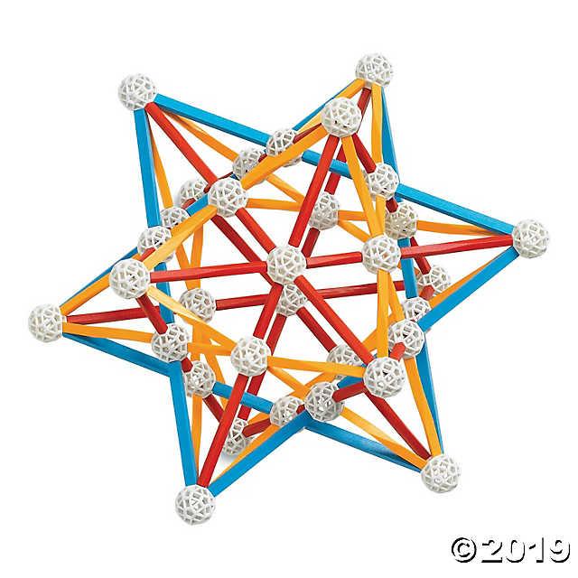 Set stiintific de constructie Zometool - Creator 1 1