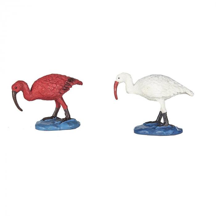 Pasari exotice - Safari Toob - Set 11 figurine 3