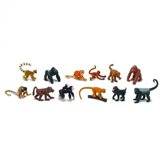Maimute - Set 12 figurine 1