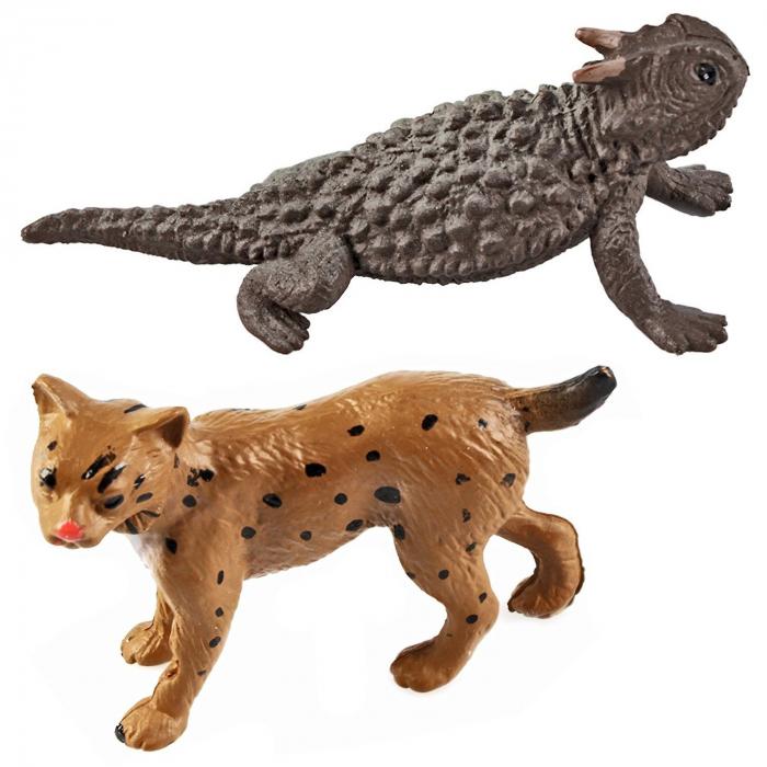 Desert - Safari Toob - Set 12 figurine 5