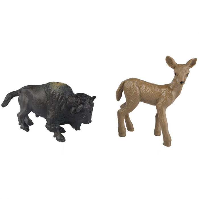 Animale din natura - Set 12 figurine [3]