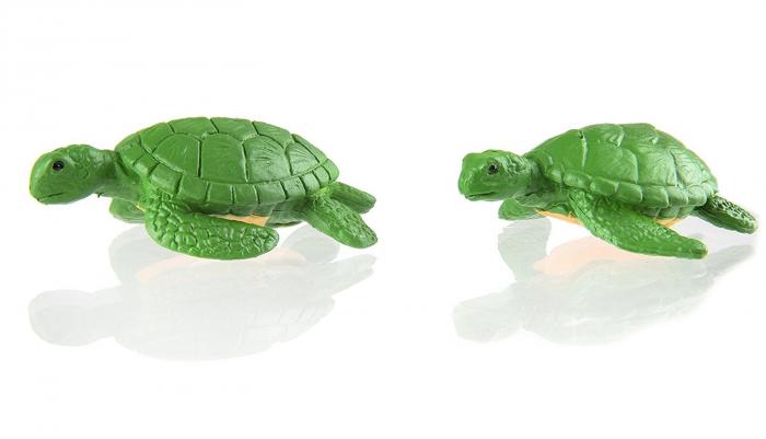 Animale marine pe cale de disparitie - Set 12 figurine 3