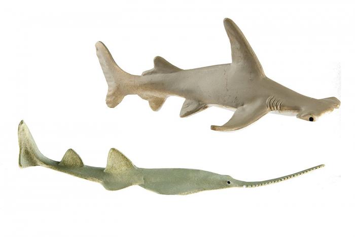 Animale marine pe cale de disparitie - Set 12 figurine 5