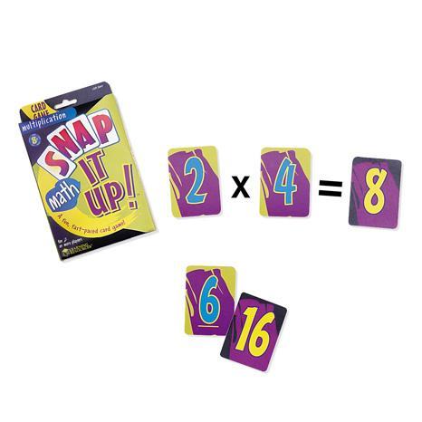 Invata inmultirea - Set carti de joc 0