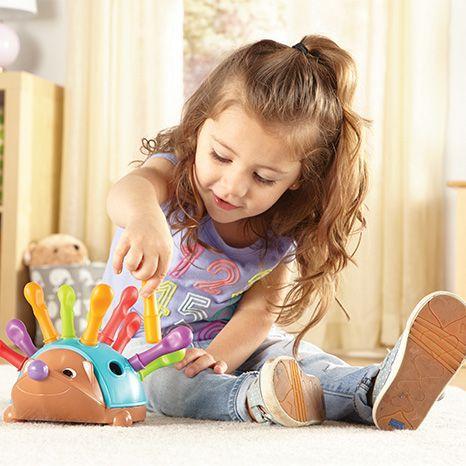 Ariciul Spike - Set dezvoltare abilitati motorii copii 2