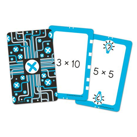 Invata inmultirea - Set carti de joc Figuro [0]