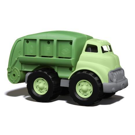 Masina de salubrizare - Green Toys - Learning Resources 0