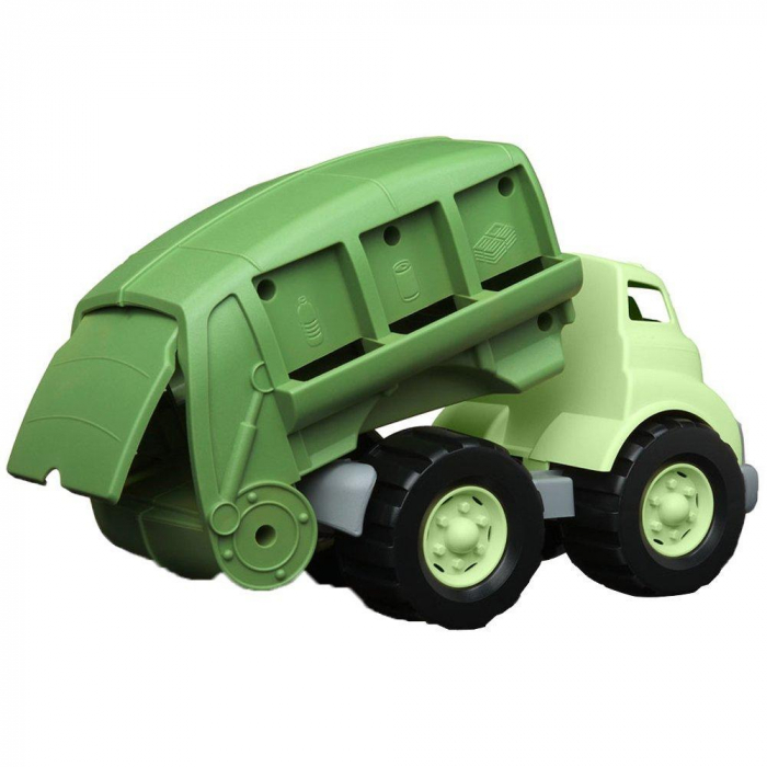 Masina de salubrizare - Green Toys - Learning Resources 3