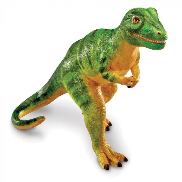 Set dinozauri - figurine mari pentru bebelusi 3