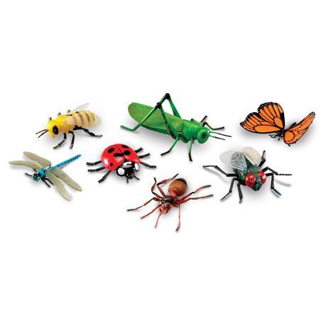 Set insecte - figurine mari pentru bebelusi 1