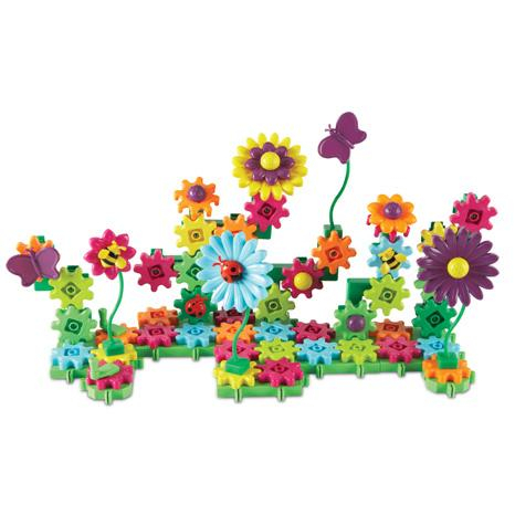 Setul constructorului cu flori - Gears! Gears! Gears! 116 Piese 0