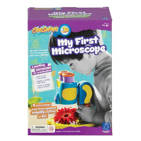 Primul meu microscop - GeoSafari