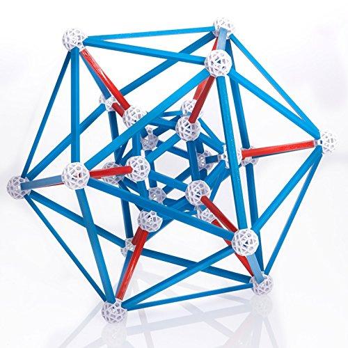 Set stiintific de constructie Zometool - Creator 1 3