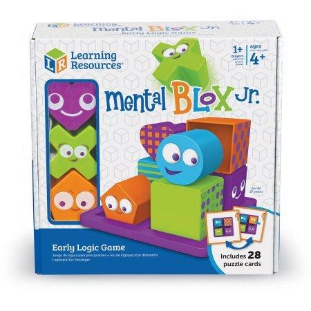 Mental Blox Junior - set educativ de logica 3