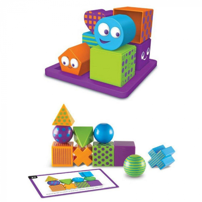 Mental Blox Junior - set educativ de logica 4