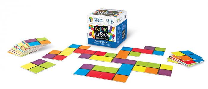 Color cubed - set educativ de strategie 2