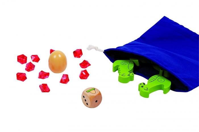 Spiky - Ajuta dragonii sa iasa din ou - set tactic si concentrare 1