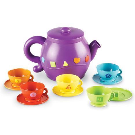 Set de ceai cu forme geometrice 2
