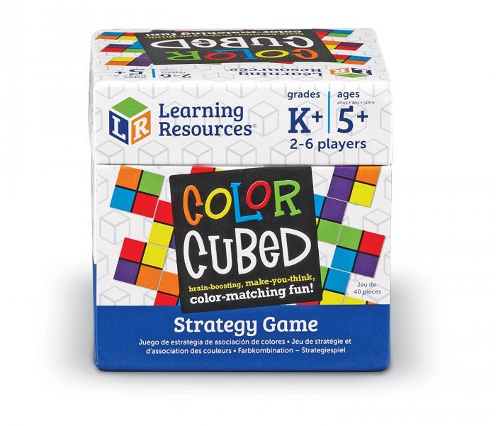 Color cubed - set educativ de strategie 3