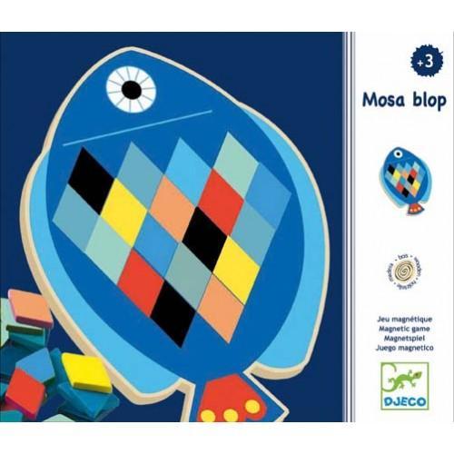 Puzzle mosaic Pesti 1