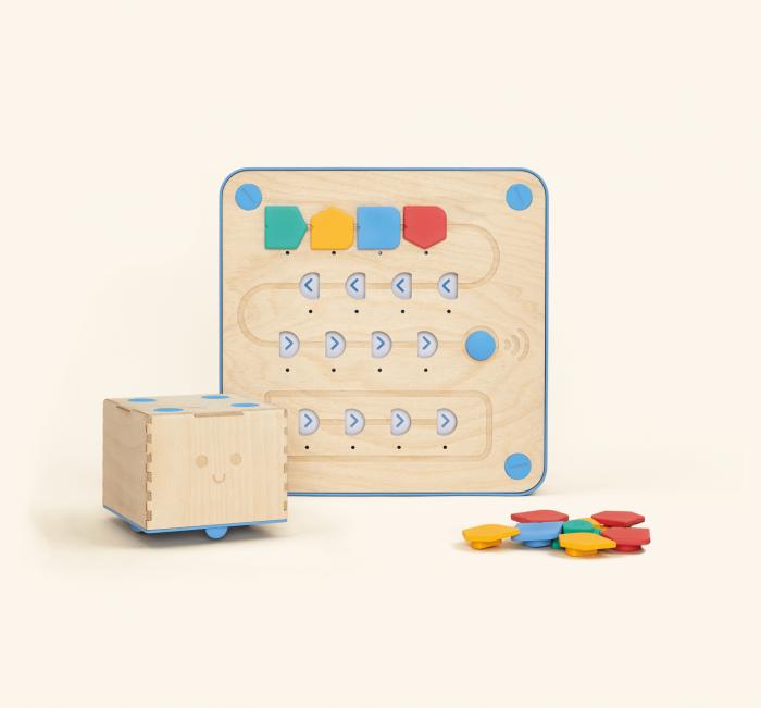 Accesorii robotelul Cubetto te invata bazele programarii - Comenzi directii [1]