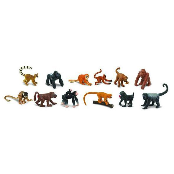 Maimute - Set 12 figurine 0
