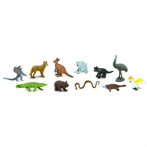 Animale din Australia - Set 11 figurine 0