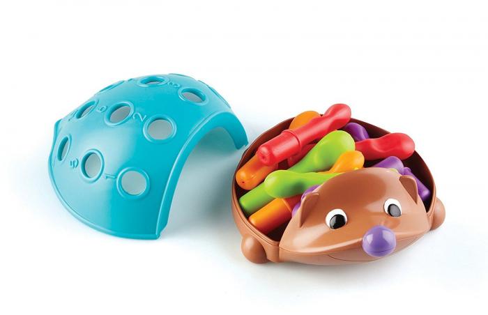 Ariciul Spike - Set dezvoltare abilitati motorii copii