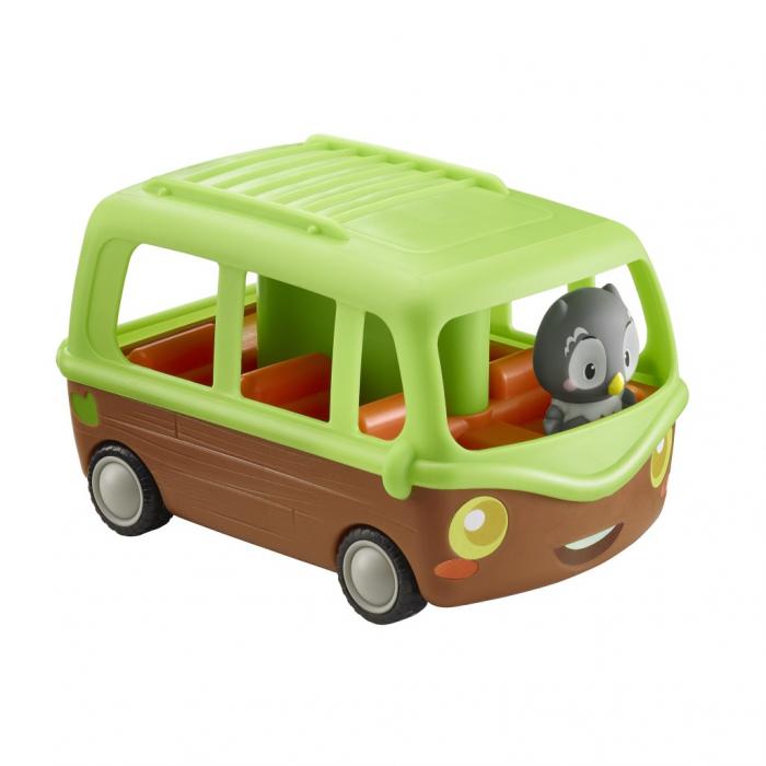 Pachet tematic Klorofil - Autobuzul aventurii si Familia Browny - Joc de rol si dezvoltare imaginatie [0]