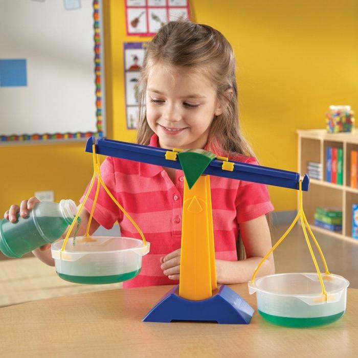 Balanta taler - jucarie educativa 1