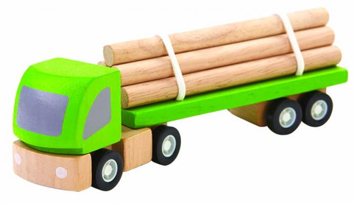 Camion pentru busteni - Accesorii joc de rol 0