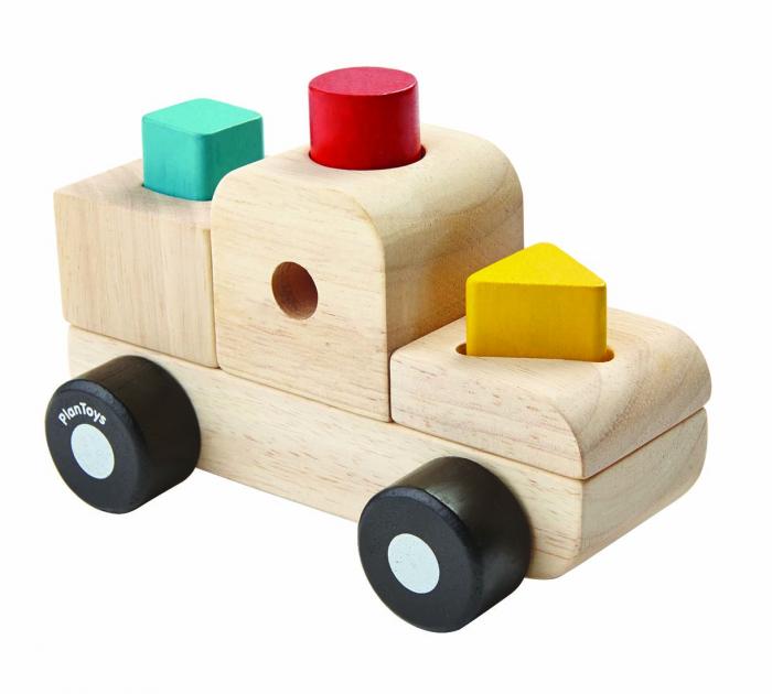 Camion pentru sortat 0