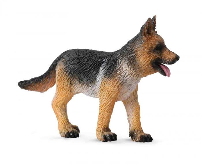 Ciobanesc German pui - Animal figurina [0]