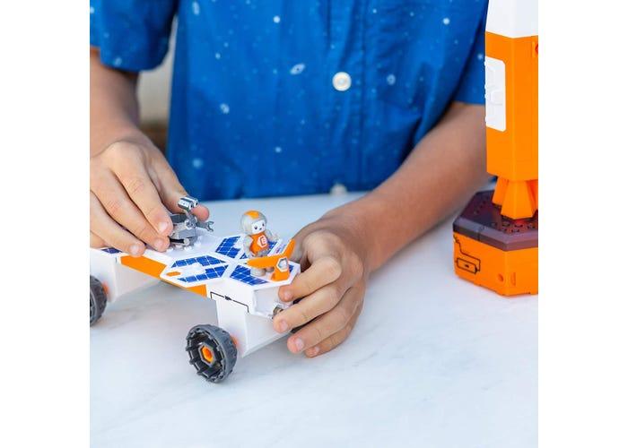 Set constructie STEM invatare circuite: Circuit Explorer - Racheta 6